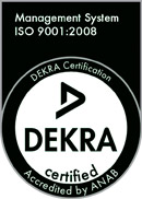 Certified to ISO 9001:2008