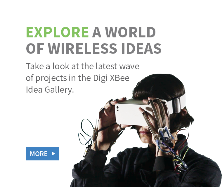 Explore a world of wireless ideas