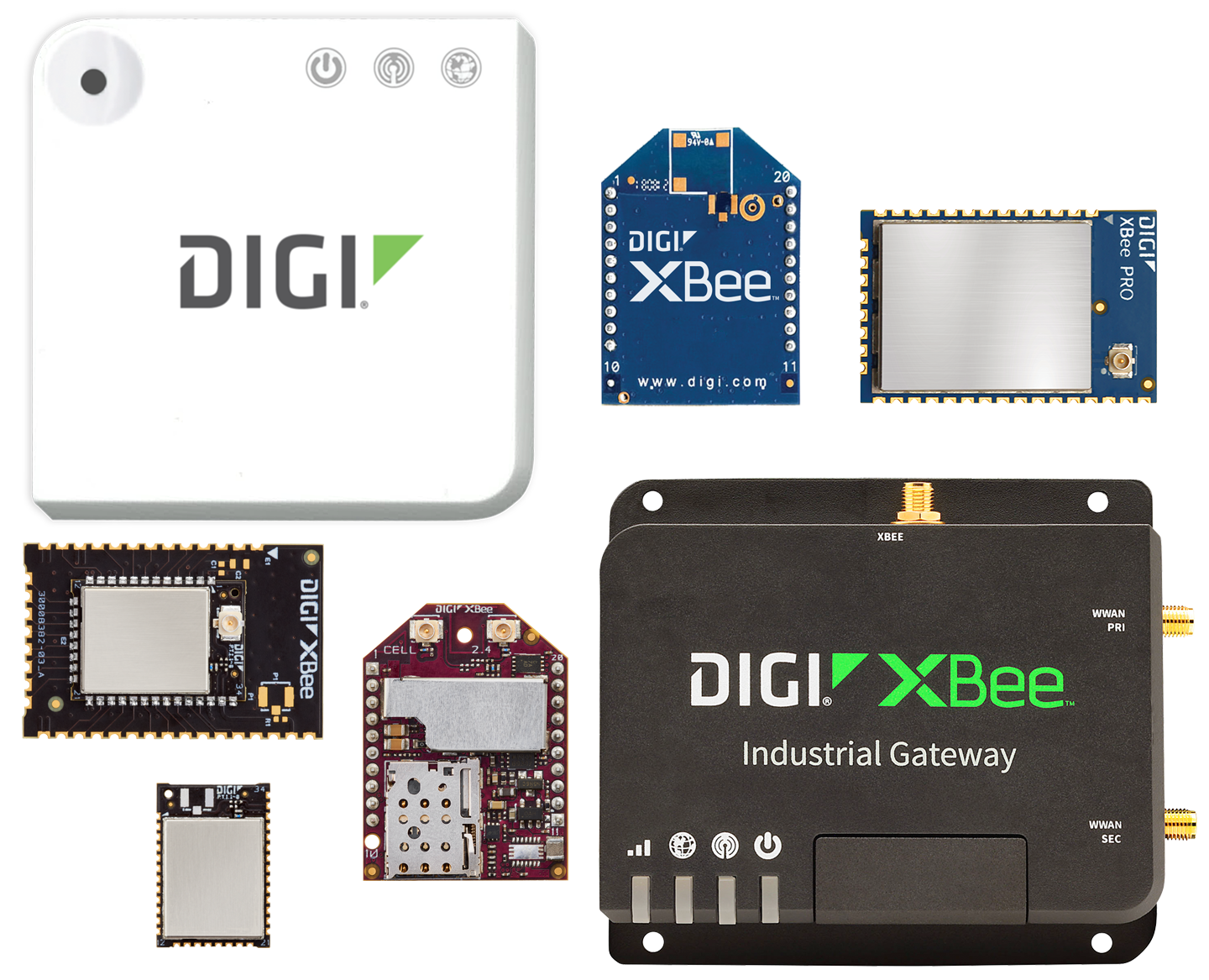 Digi XBee is more than a module