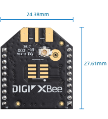 Through-Hole Digi XBee Module