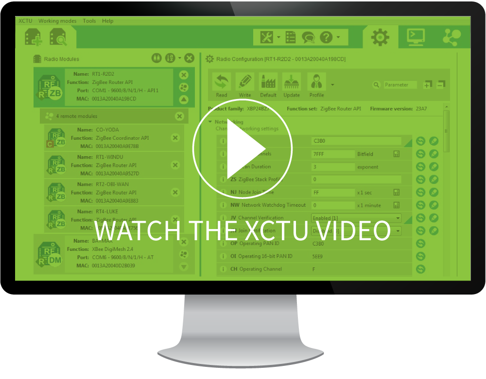 An Introduction to XCTU