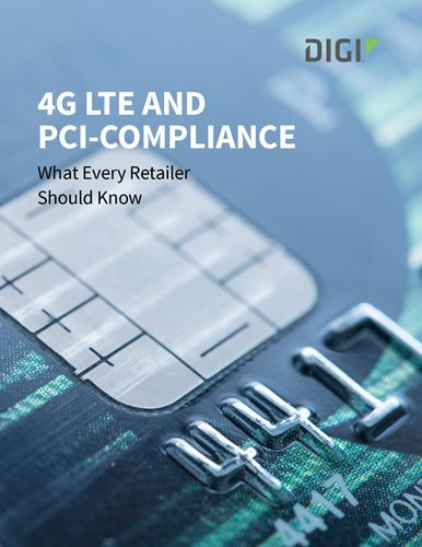 4G LTE and PCI-Compliance: What Every Retailer Should Know cover page