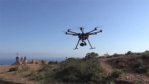 Watch How Flying Eye Relies on Digi XBee for Drone Connectivity and Parachute Deployment