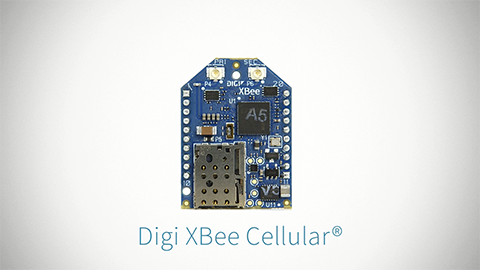 Introducing the Digi XBee® Cellular