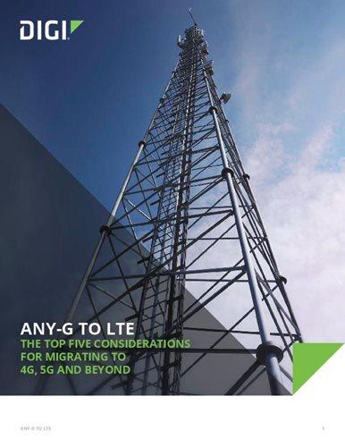 Compact, flexible, low-cost 3G/4G LTE M2M enterprise router