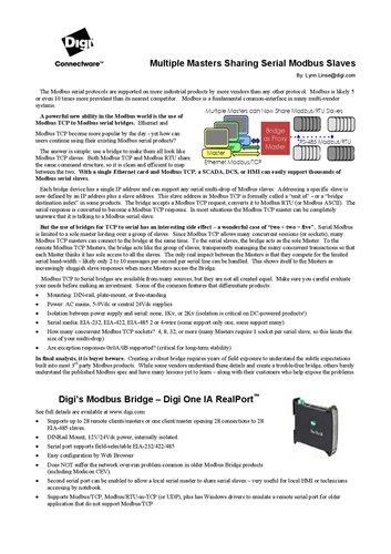 Serial Server to Ethernet Enable Any Industrial Serial