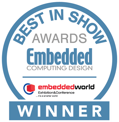 Digi XBee Cellular LTE-M/NB-IoT Wins Embedded Computing Design Best in Show