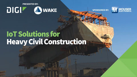 IoT Solutions for Heavy Civil Construction