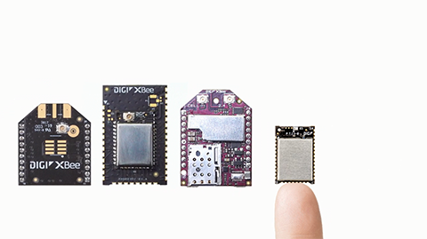 Introducing Digi XBee3 Programmable Modules