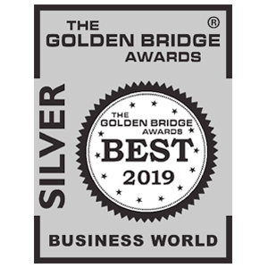 Digi AnywhereUSB Plus honored as Silver winner in the 11th Annual 2019 Golden Bridge Awards