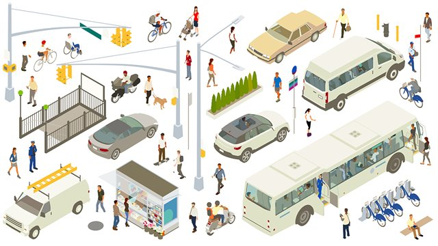Smart Cities are Better Cities: Supporting Mobility and Inclusion