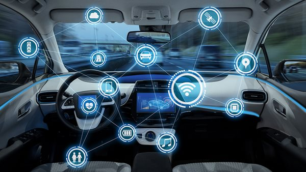 IoT use cases in connected vehicles