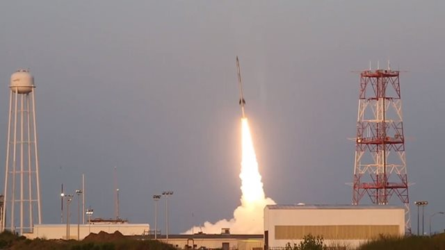 Digi XBees Soar into Space on NASA Rocket