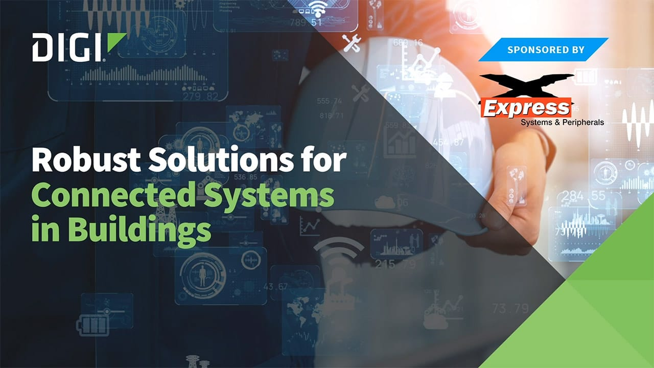 Robust Solutions for Connected Systems in Buildings