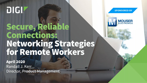 Secure, Reliable Connections: Networking Strategies for Remote Workers