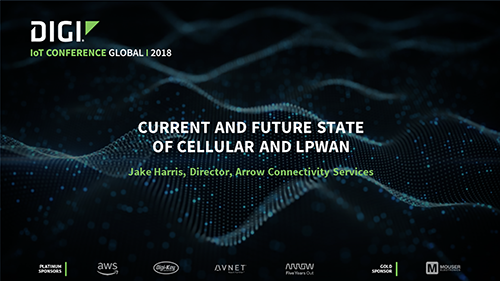 Current and Future State of Cellular and LPWAN