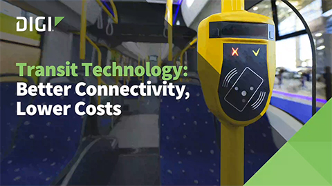 Transit Technology: Better Connectivity, Lower Costs