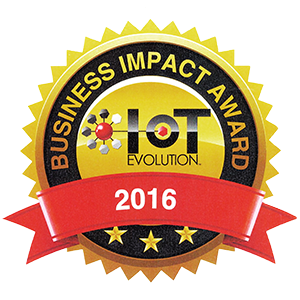 Accelerated Receives IoT Evolution Business Impact Award