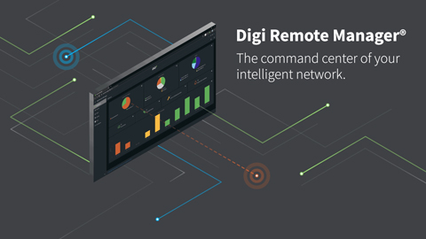 Digi Remote Manager: Your IoT Command Center