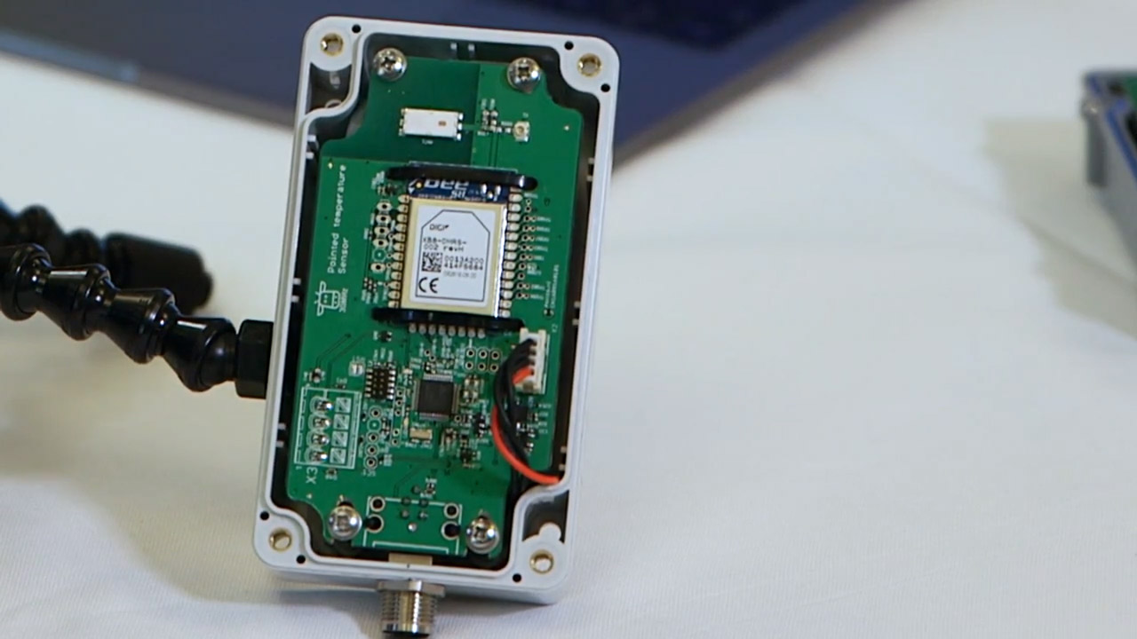 Digi XBee® 868 LP, a low-power wireless module designed for deployments at 868 MHz in Europe