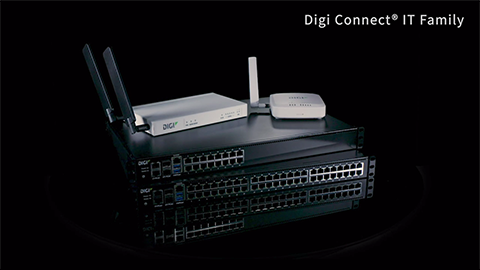 Digi Connect IT Console Servers