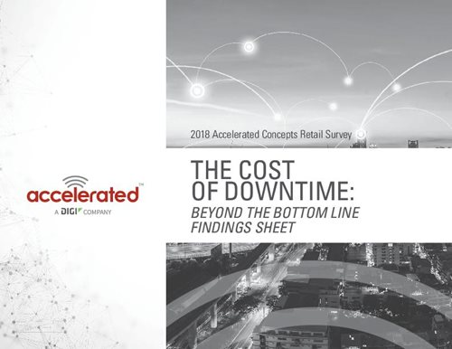 The Cost of Downtime: Beyond the Bottom Line Findings Sheet