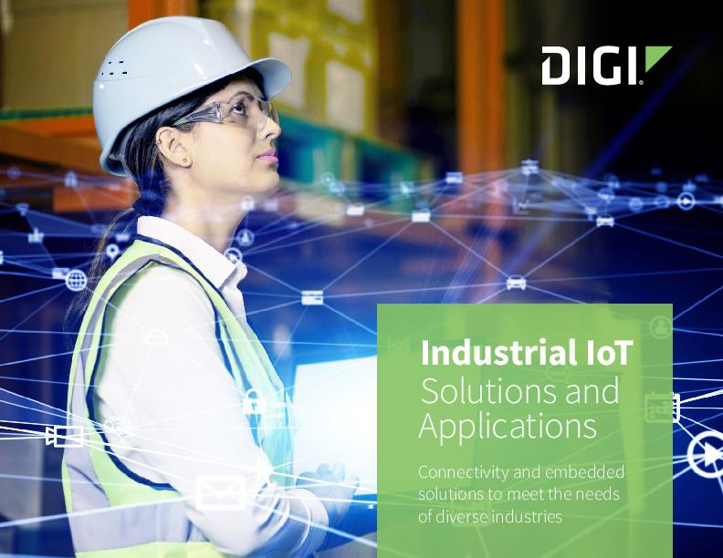 Industrial IoT Solutions and Applications