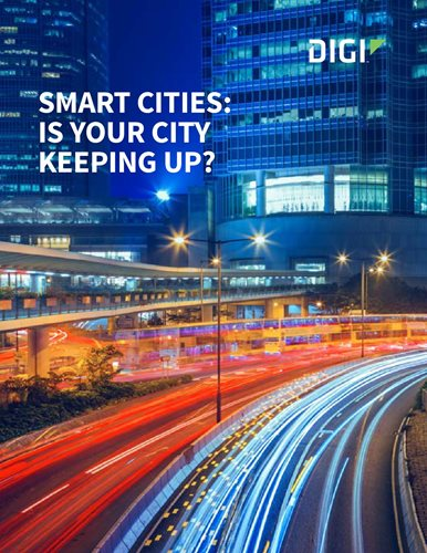 Smart Cities: Is Your City Keeping Up?