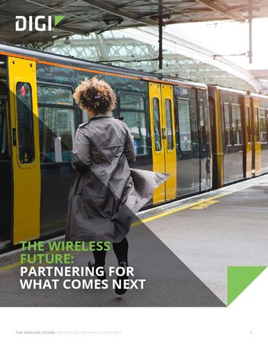 The Connected Future: Partnering For What Comes Next