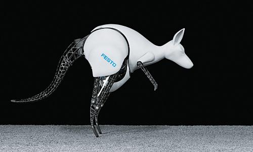 Festo Bionic Kangaroo