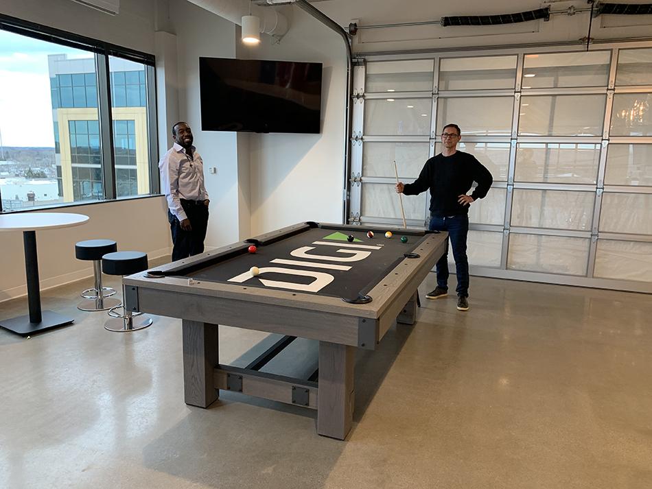Digi Employee Lounge