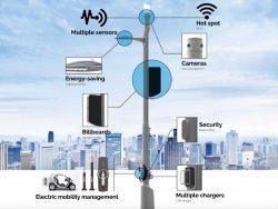 Lumca Smart Pole