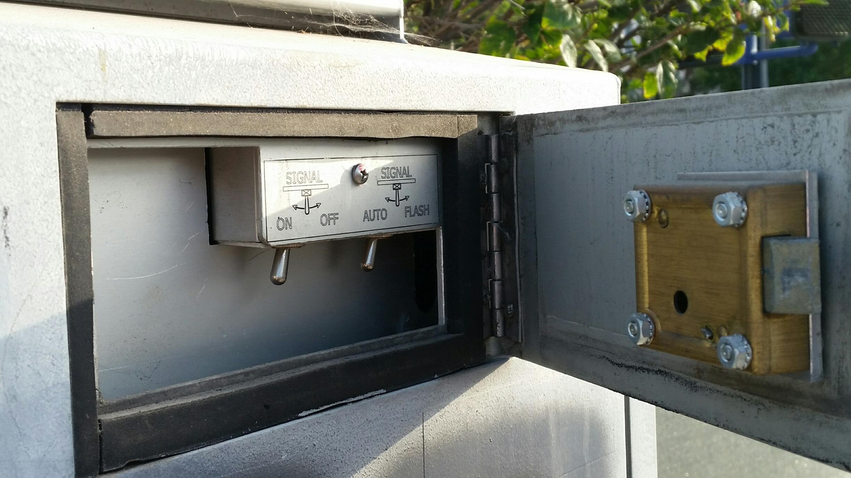 San Diego Traffic Cabinet