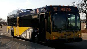 SMART city transit