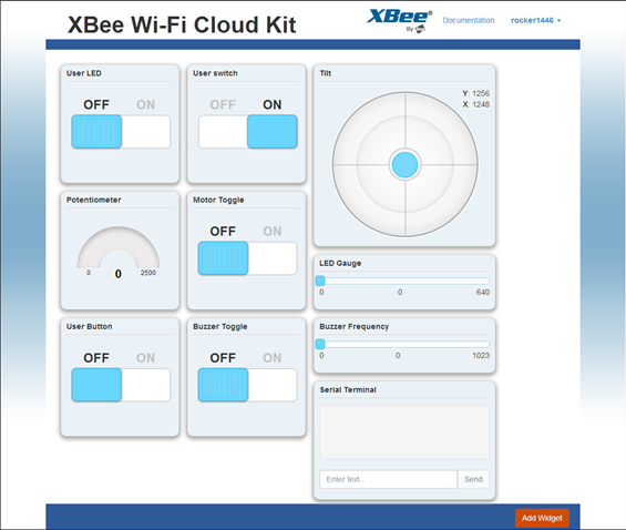 xbee tech tip using the xbee wi fi cloud kit to toggle power to an