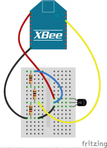 XBee Gateway Kit TMP36 Circuit_bb