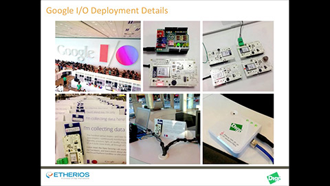 500 Sensors & 3 Days of Data: The Data Sensing Lab at Google I/O