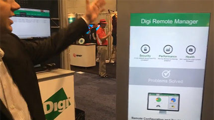 Digi 4G LTE for Digital Signage and Kiosk Applications