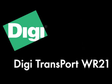 Digi TransPort WR21 Video Datasheet