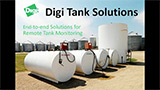 End-to-end Solutions for Remote Tank Monitoring