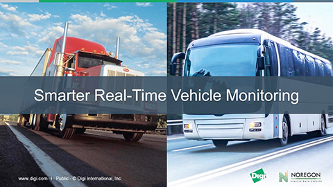 Smarter Real-Time Vehicle Monitoring