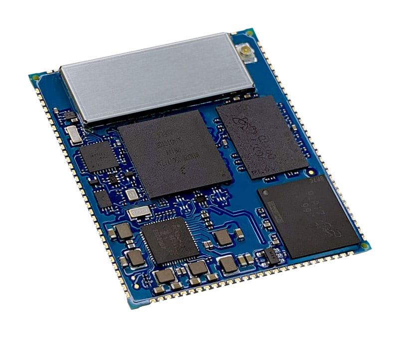 Digi ConnectCore 8M Mini SoM designed for mission-critical applications