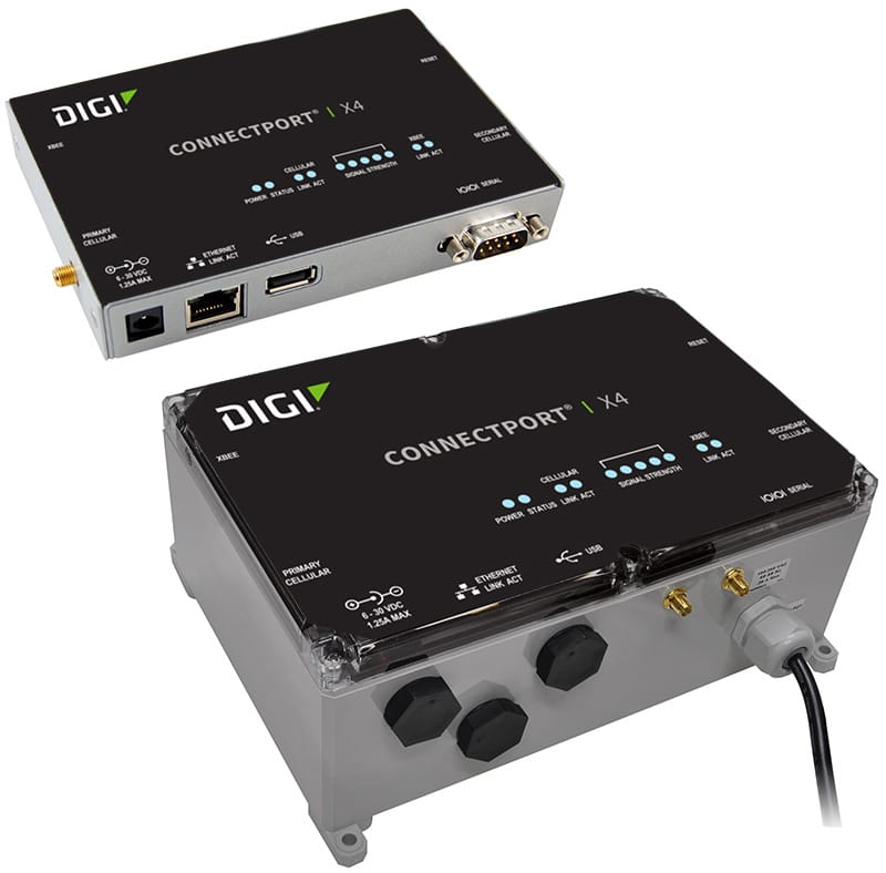 Digi ConnectPort X4 Gateway