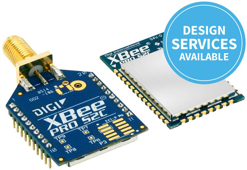 S2C Series 2C ZigBee Mesh XBee 6.3mW U.FL Connection