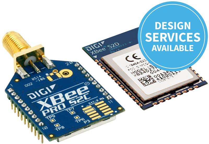 Digi XBee and XBee-PRO Zigbee RF Modules | Digi International