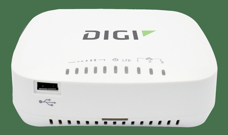 ASB-6335-MX06-OUS - Digi 6335-MX06 LTE Router