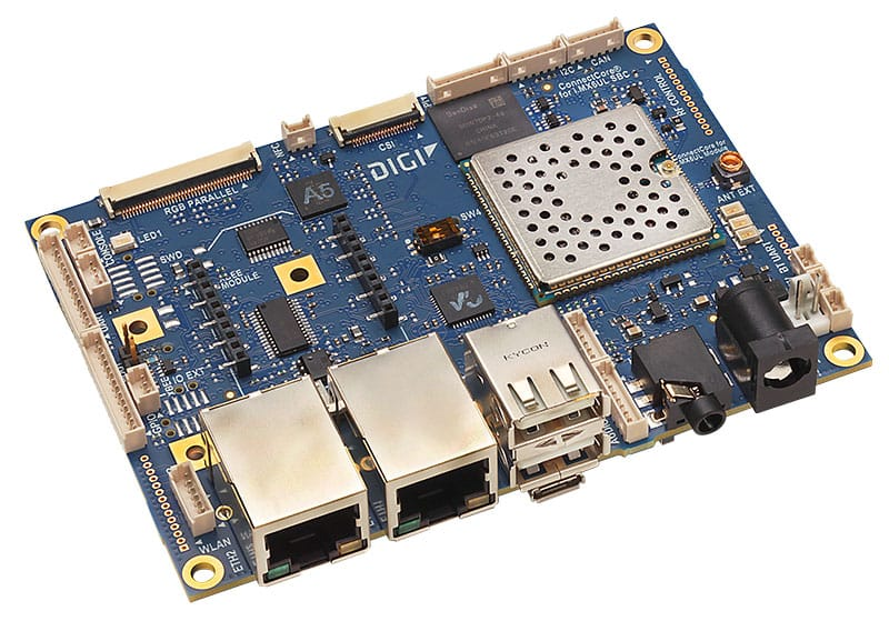 ConnectCore® for NXP i MX6 UltraLite - Linux SOM | Digi