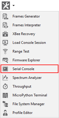 Serial console tool