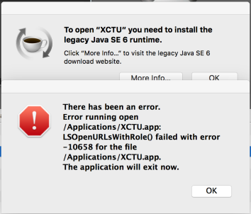 legacy java se 6 runtime mac download